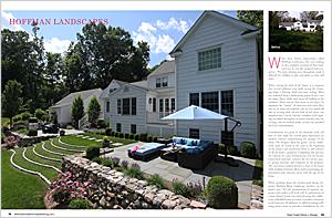 East Coast Home + Design Magazine Spreads