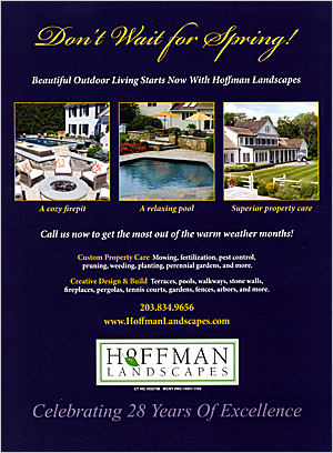 Hoffman Landscapes Ad